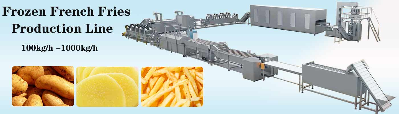 frozen-french-fries-production-line